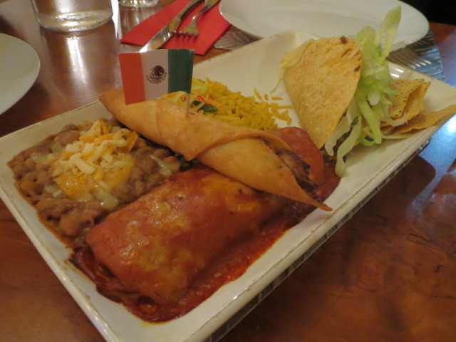 Cha Chi's Mexican Cantina, Cha Chi's Combo, Adelaide
