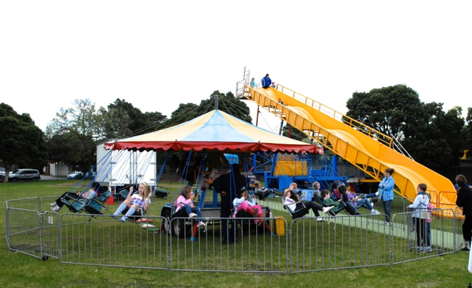Chairoplane, Chair-o-Plane, Rides, Fetes, Carnegie Primary School, Fairs, Markets, Fun