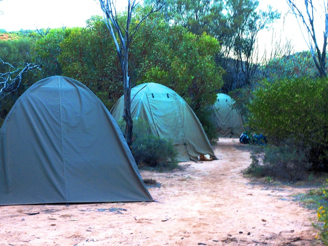 Charlie's Camp