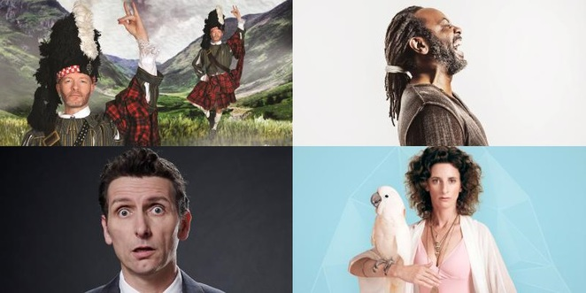 Image Courtesy of the Perth International Comedy Festival website