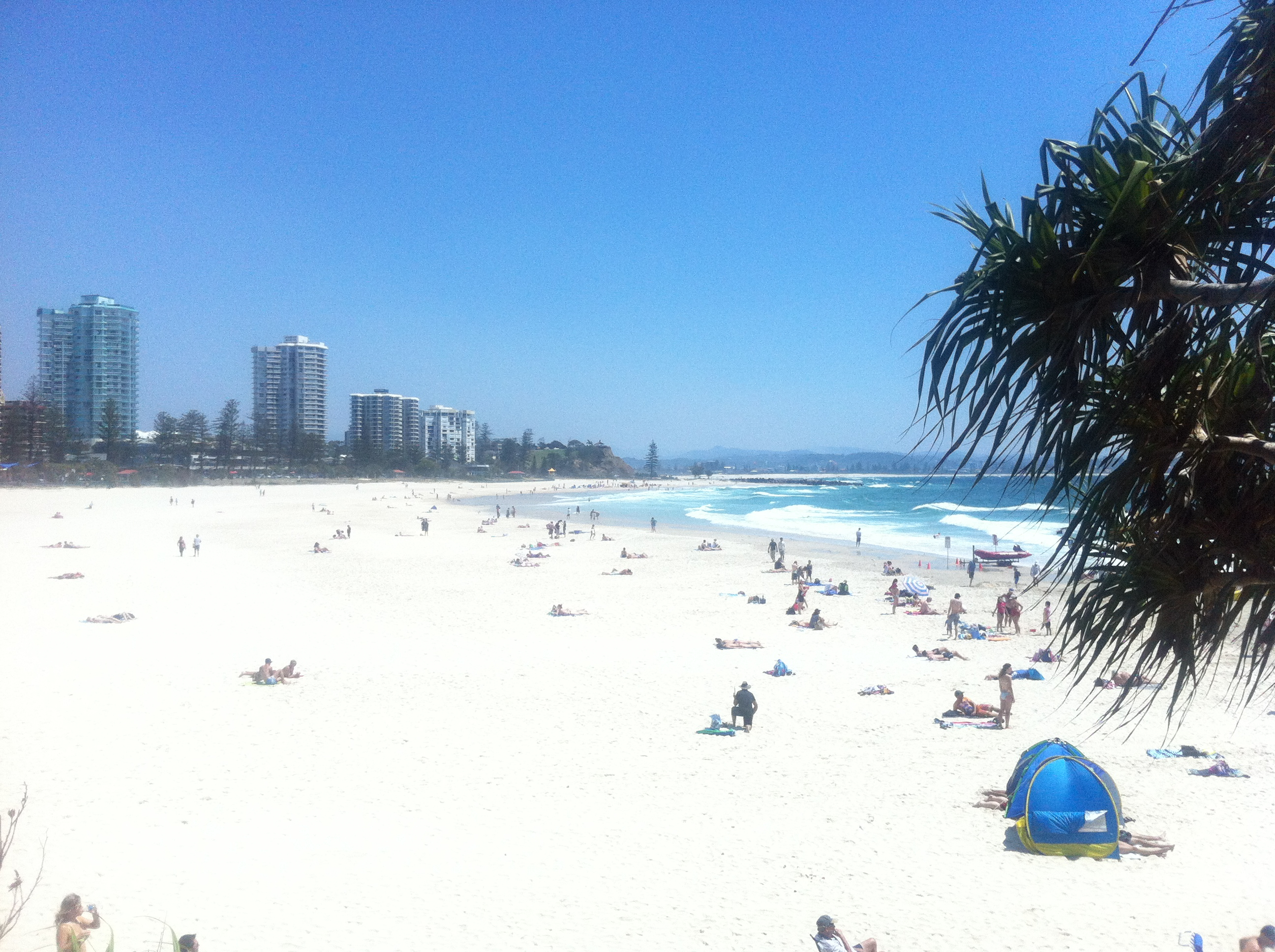 Coolangatta Resorts On The Beach