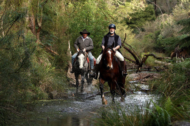 Coonawarra Trail Rides-Adventure in the Mitchell River Naational Park