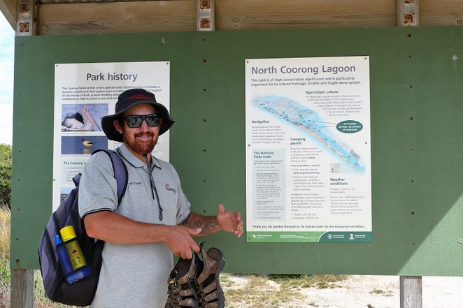 Coorong Adventure Cruise, Goolwa, S.A.