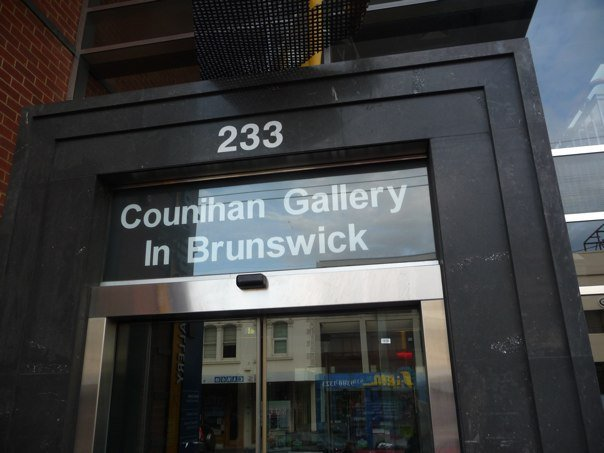 Counihan Gallery, Brunswick, Sydney Road