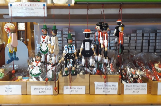 Cuckoo clocks, German, decorations, toys, gifts