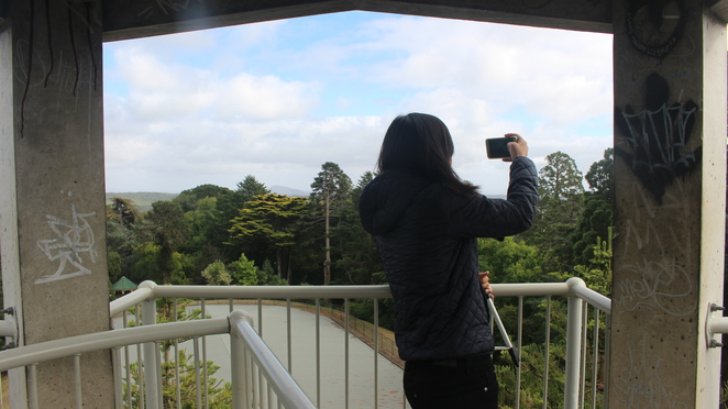 daylesford, melbourne, day trip, wombat hill botanic gardens, pioneers memorial tower, thomas lookout, cornish hill, lake daylesford, mill markets, antique, lookout, free, escape the city, victoria, road trip