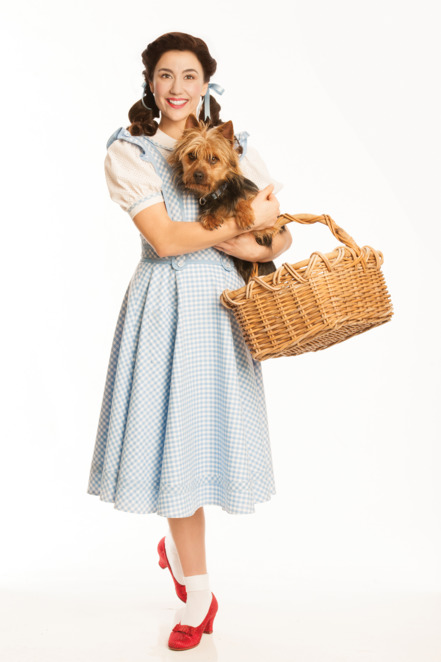 Dorothy Wizard of Oz Musical