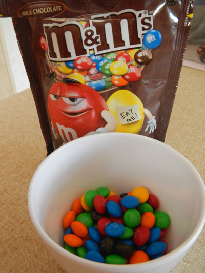 What is your favourite M&M's flavour?
