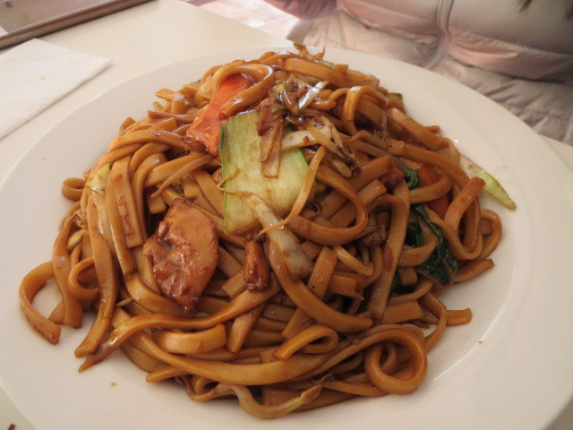 Dumpling Go Go, Fried Noodles with Seafood Combination, Adelaide
