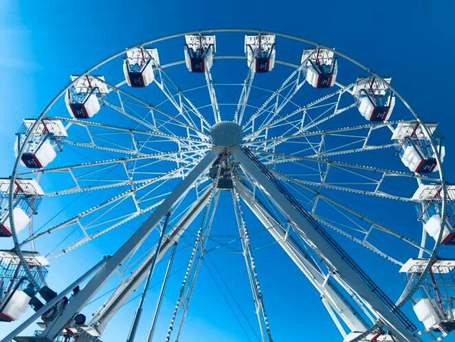 Ferris Wheel, Bondi Beach, Bondi Winter Magic, Winter, Winter Festival