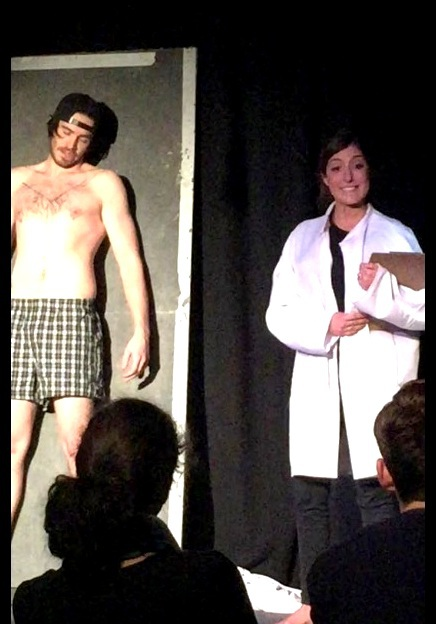 Flesh Eating Tiger,Owl and Cat Theatre,Melbourne Plays,Independent Theatre,Amy Tofte Play,Marcus Molyneux,Amy Gubana,Alcoholism,Addiction and relationships,Amy Tofte,Gabrielle Savrone,Brayden Lewtas,Matt Brown,Giovanni Lovisetto,
