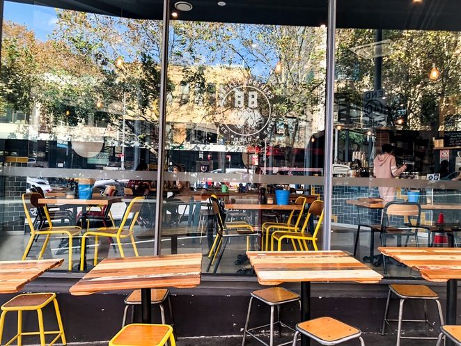 GMV, Surry Hills, Sydney, Breakfast, Food, Coffee, Review