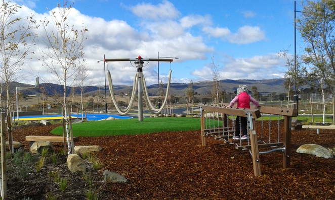 googong, googong parks, duncan fields, canberra, queanbeyan, NSW, ACT, parks, playgrounds, new parks,