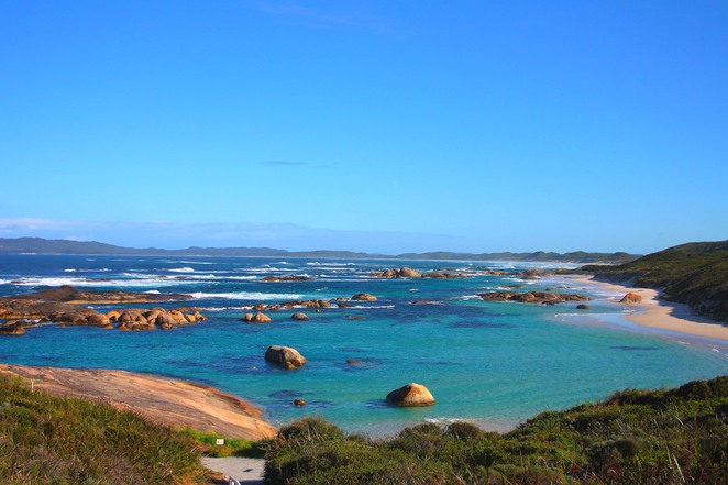 greens pool, denmark, william bay national park,