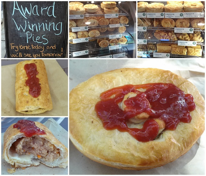 griffith butchery, canberra, bakery, pies, ACT, best pies, award winning, griffith shops,