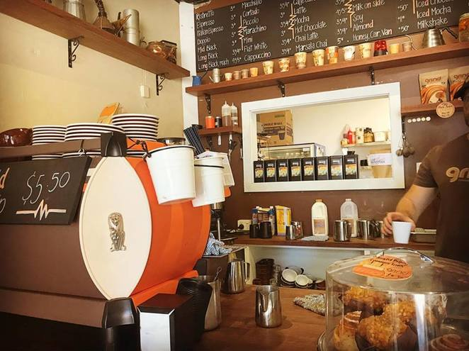 grind, espresso, cafe, caringbah, coffee, the shire, i'd rather be at grind