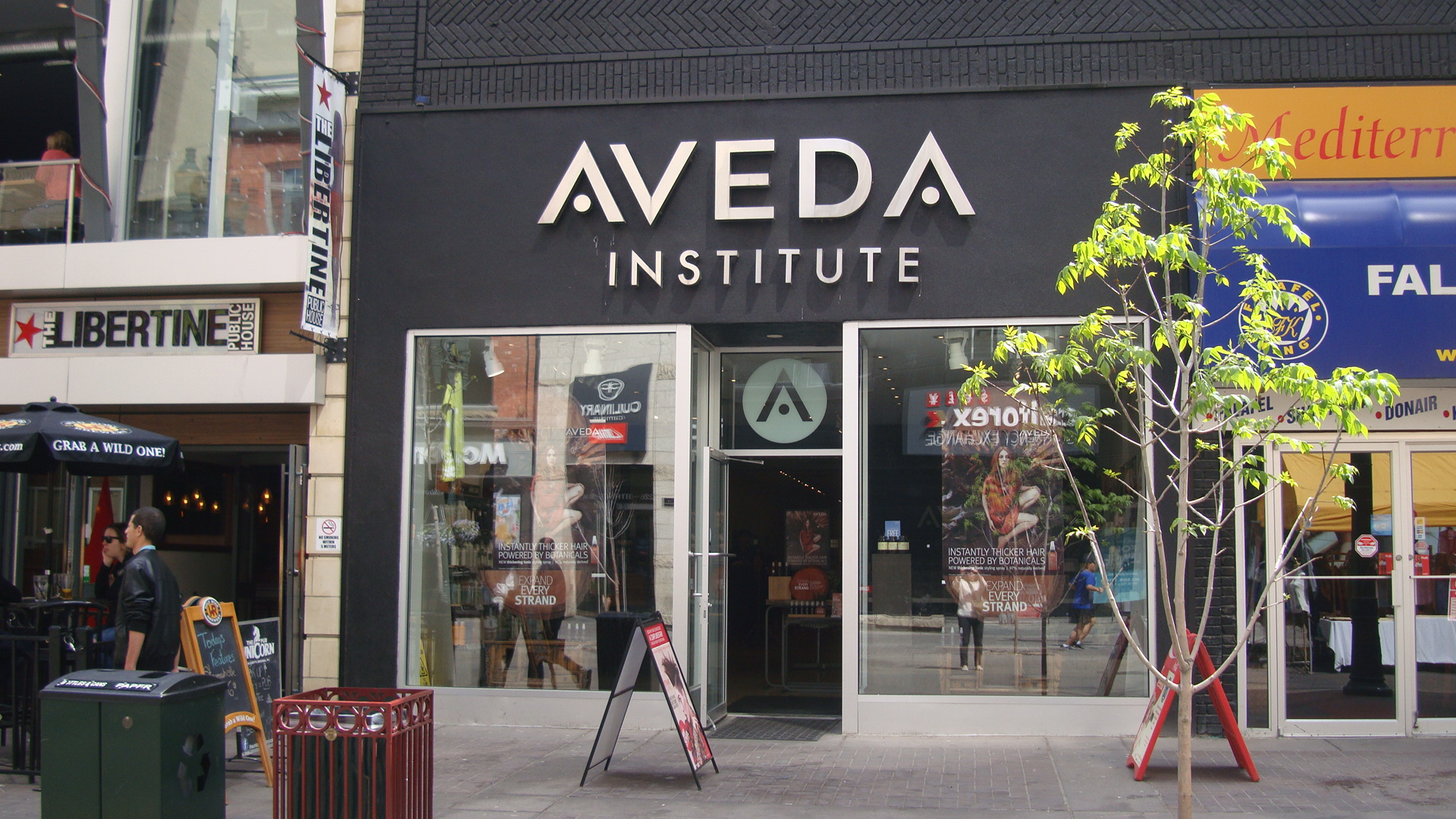 Aveda hair salon vancouver bc best hairstyle 2016 for About u salon calgary
