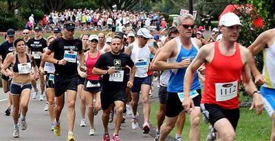 How about a run like this one, the Sunshine Coast Marathon.