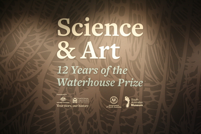 Science and Art, 12 Years of the Waterhouse Prize