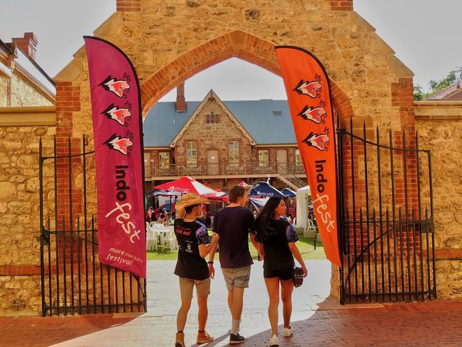 indofest, indofest adelaide, fun things to do, activities for kids, free, state library, art gallery, market stalls, north terrace, indofest 2016