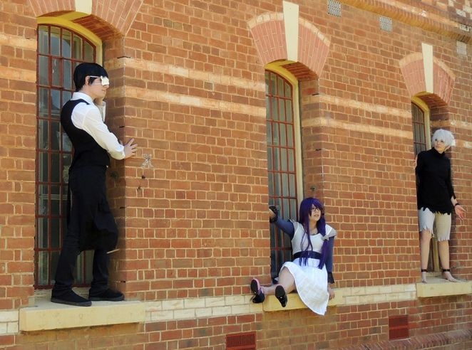 international cosplay day, cosplay, cosplay in adelaide, cosplayers, international cosplay day in adelaide