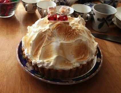 lemon meringue pie, yum, party, christmas, dessert