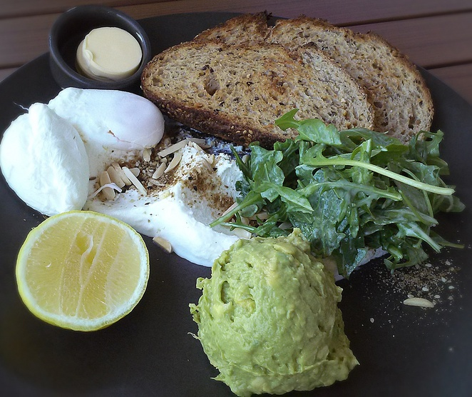 little bird cafe, barton, smashed avo, avocado, toast, best, brunch, breakfast, ACT,