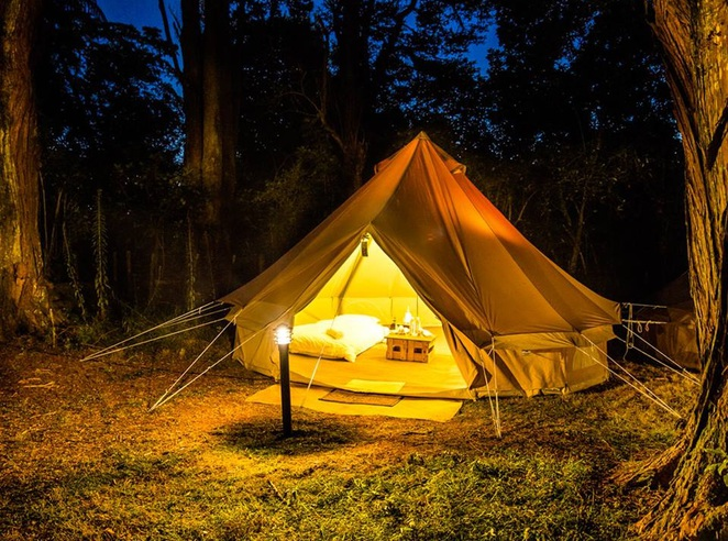 Lost Paradise glamping