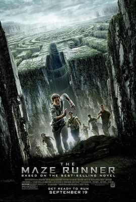 maze, movie, dystopian, runner, young adult, book to movie
