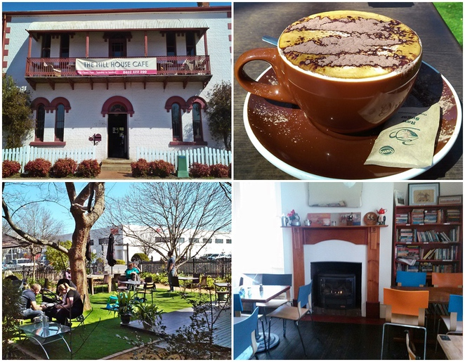 millhouse cafe, queanbeyan, canberra, historical houses, history, historical buildings, cafes, best cafes,