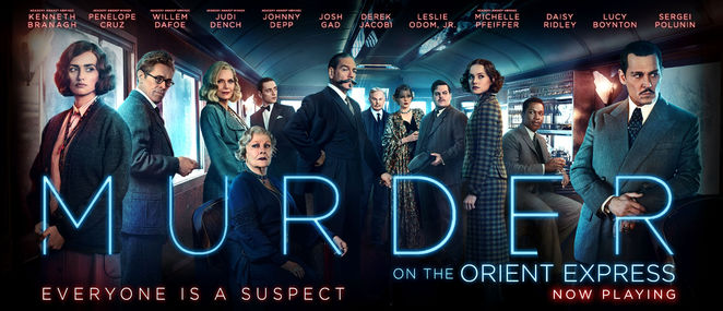 Murder on the Orient Express, Film, Murder Mystery, Fox Studios