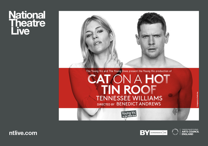 National Theatre Live presents Cat on a Hot Tin Roof, NT Live: Cat on a Hot Tin Roof, Cat on a Hot Tin Roof, NT Live: Cat on a Hot Tin Roof film review, NT Live: Cat on a Hot Tin Roof movie review, NT Live series