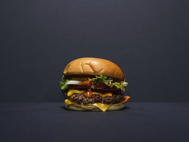 neil perry, outback burger, burger project