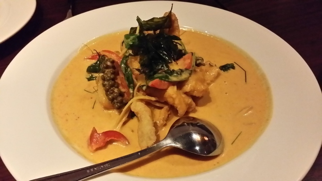 Nu Thai, Spicy Curry Fish, Adelaide