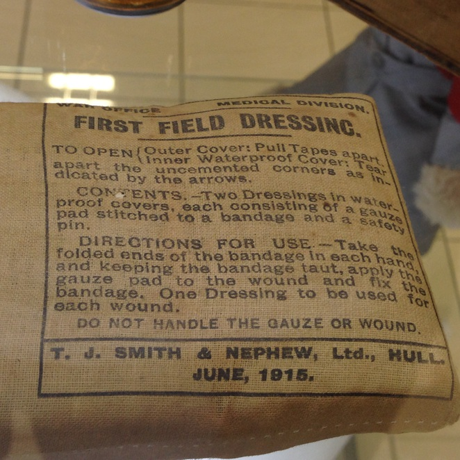 RBWH, history of WWI