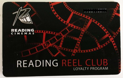Reading Cinemas, Movie, Reel Club, Discounts, Loyalty