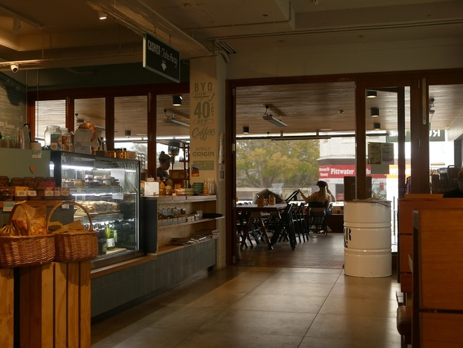Ruby Lane Licensed Cafe & Organic Grocer, Pittwater Road, Manly, NSW