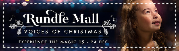 rundle mall voices of christmas, christmas in rundle malls, adelaide christmas, christmas carols adelaide