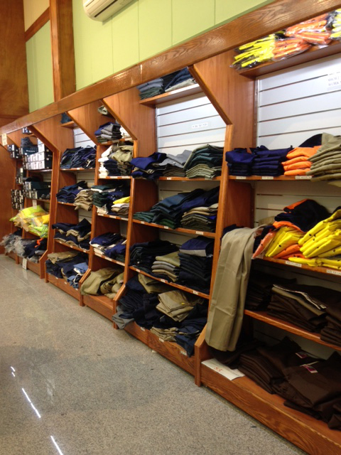 Shopping, Gifts, Tools, Work Clothes, Clothing, Boots, Stapylton, Coffee, Fabric, Liquidation