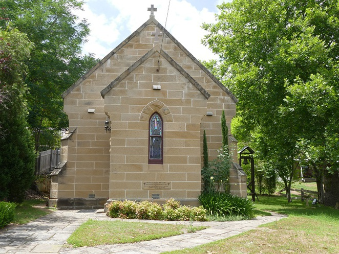 St. Michael's Church, Wollombi