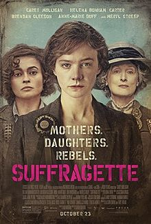 suffragette, film review