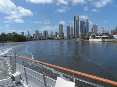 Surfers cruise, whats on gold coast