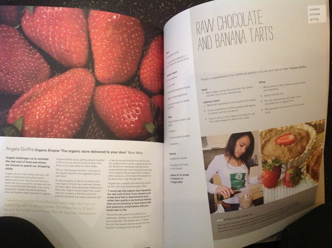 Sustainable Table recipe book