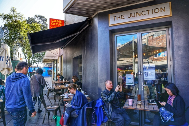 The Junction Coffee Co, Lane Cove