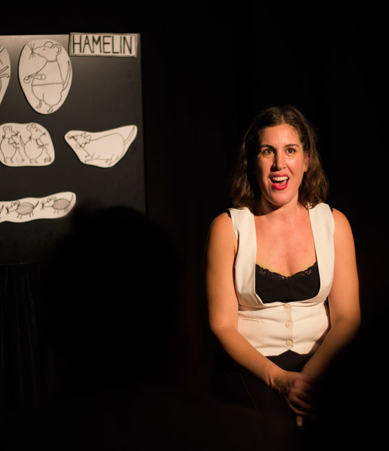 The Pied Piper @ Melbourne Fringe Festival - Review