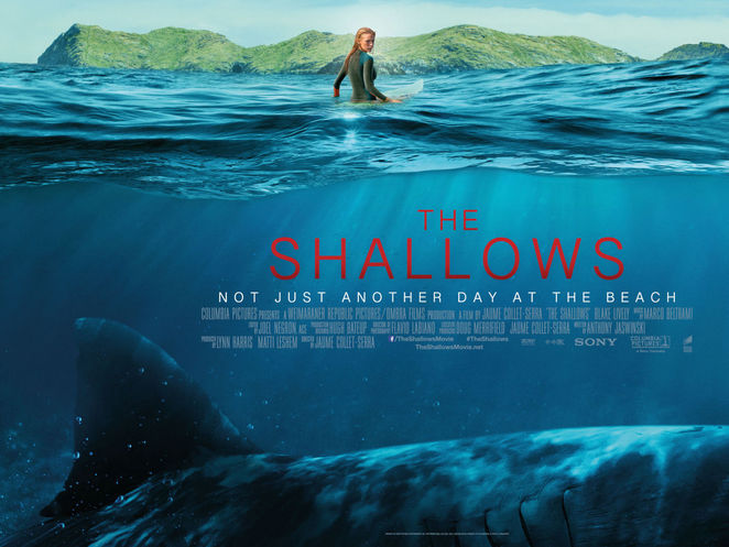 The Shallows, Shark, Surf, Surfing, Shark Attack, Movie, Eco Horror, Horror, Action, Summer, Waves, Beach, Ocean, Sea, Australia, Seagull, Thriller