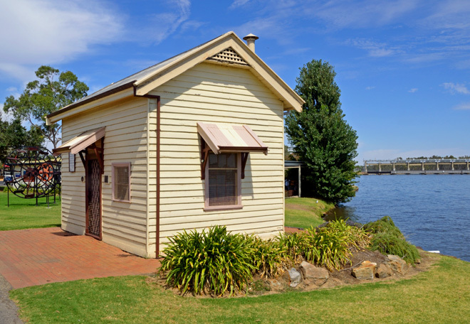 Victoria Melbourne Yarrawonga Mulwala River Lake Sports Activities Clubs Golf