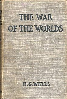 wells, war of the worlds, book