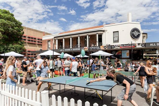 Wharf Beer and Cider Fest