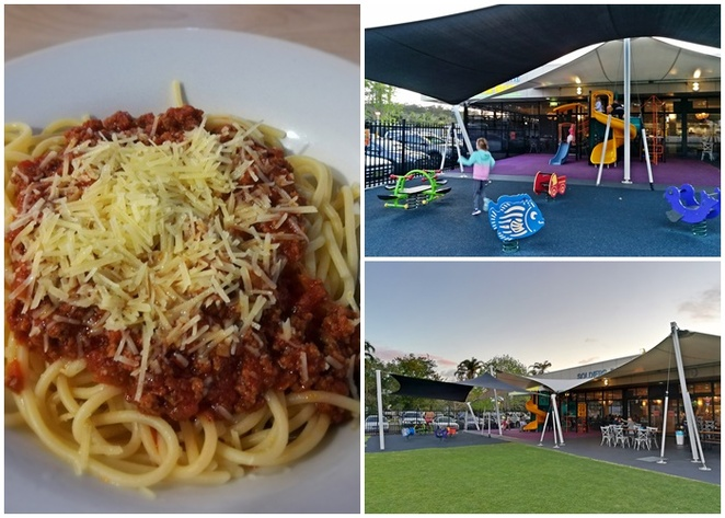 white sands bistro, soldiers point bowling club, family friendly, kids, playground, NSW, port stephens, families, school holidays,